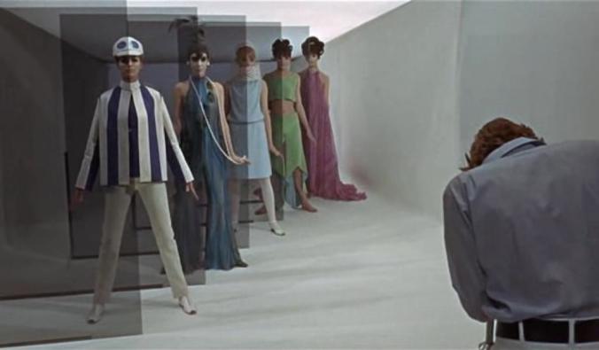 Blowup Film Model Line 1966