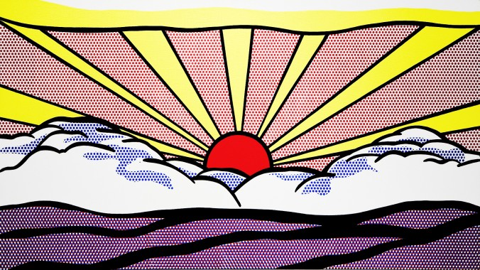roy-lichtenstein-sunrise_original