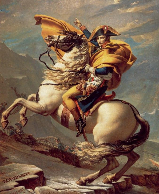 Napoleon til Hest